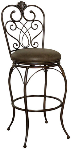 American Heritage Billiards 126907CLA Transitional Counter Stool - Peazz Furniture