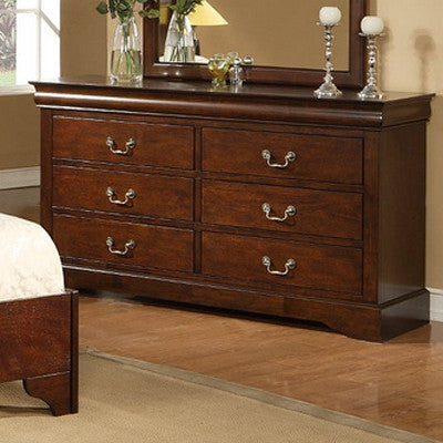 Alpine 2201 Dresser - Peazz Furniture