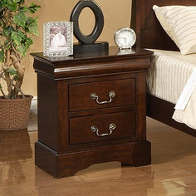 Alpine 2202 Nightstand - Peazz Furniture