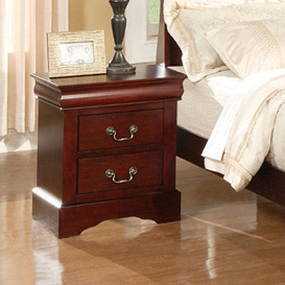Alpine 2702 Nightstand - Peazz Furniture