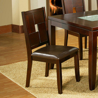 Alpine 2x551-02 Side Chair Set Of 2 - Peazz Furniture