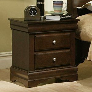 Alpine 3202 Nightstand - Peazz Furniture