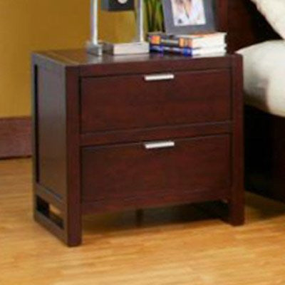 Alpine TA-02 Nightstand - Peazz Furniture