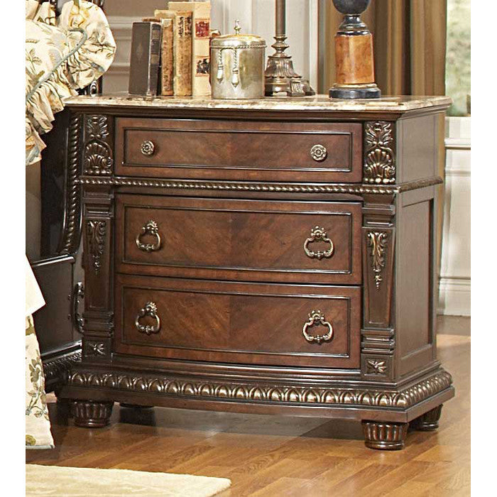 Homelegance Palace Night Stand