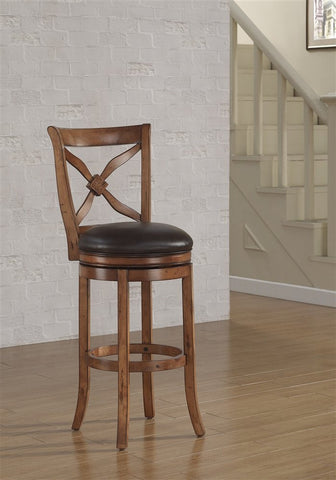 American Woodcrafters B2-201-26L Provence Counter Stool - Peazz Furniture