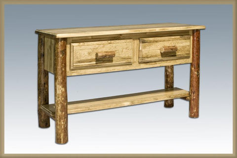 Montana Woodworks MWGCET Table, Entry/Sofa  Glacier Country - Peazz.com
