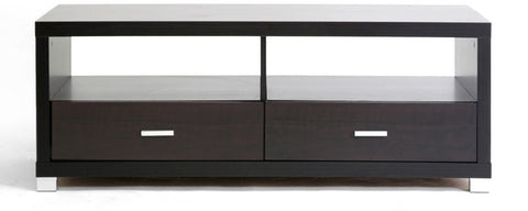 Wholesale Interiors FTV-890 Derwent Modern TV Stand with Drawers - Each - Peazz Furniture