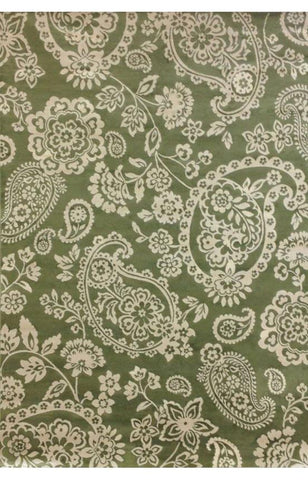 Bayden Hill 7084-8x10 Sonoma Hinsley Green/Ivory Area Rug - Peazz.com