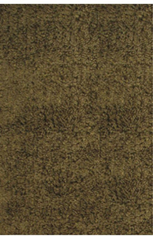 Bayden Hill 9565-8x10 Lifestyle Shag Olive Area Rug - Peazz.com