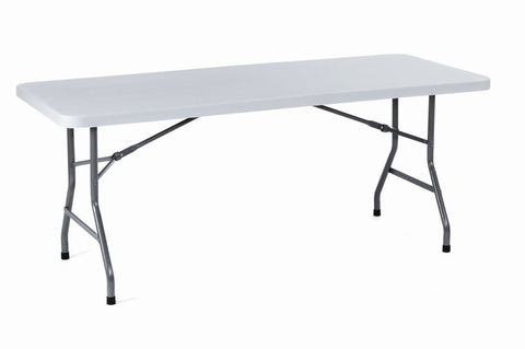 Boss Office Products BT3096 Boss Molded Folding Table 30X96 - Peazz Furniture