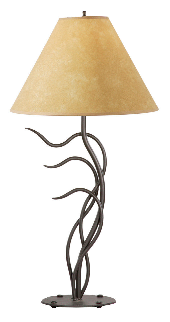 Stone County 901-608 Breeze Table Lamp (parchment Shade)