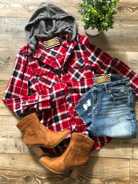 Scotch Flannel Shirt