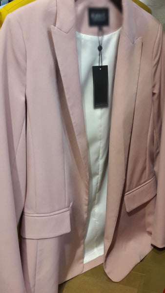 Outstanding Blazer -Rose