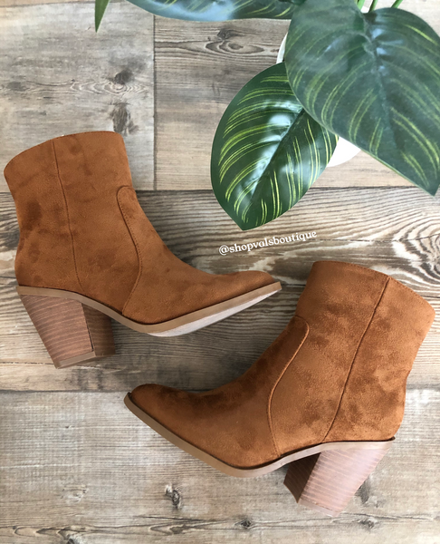 Cypress Ankle Booties