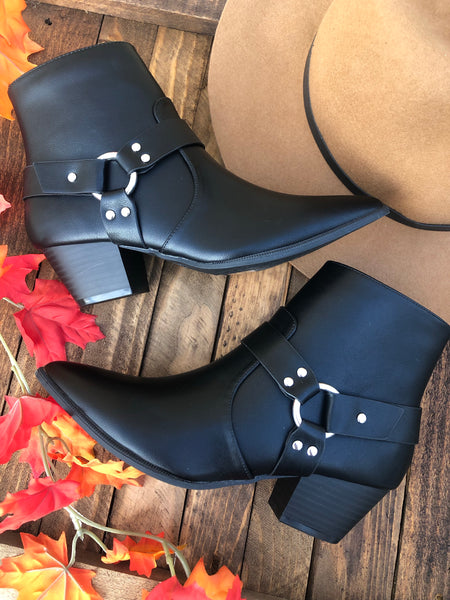 Amber Ankle Booties