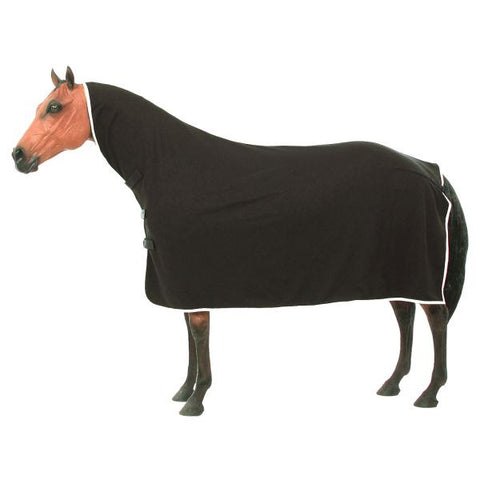 Fleece Horse Contour Cooler - Black - Tough 1 - Personalized/Monogrammed