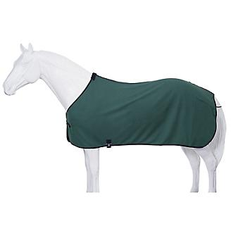 Fleece Horse Cooler/Blanket Liner - Hunter Green - Tough 1 - Personalized/Monogrammed