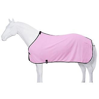Fleece Horse Cooler/Blanket Liner - Pink - Tough 1 - Personalized/Monogrammed