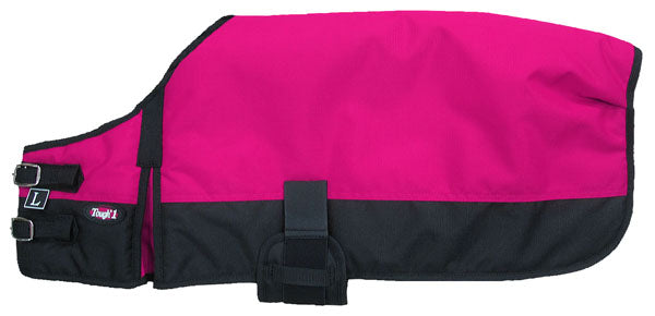 Dog Blanket/Jacket/Coat - Pink - Tough 1 - Personalized/Monogrammed