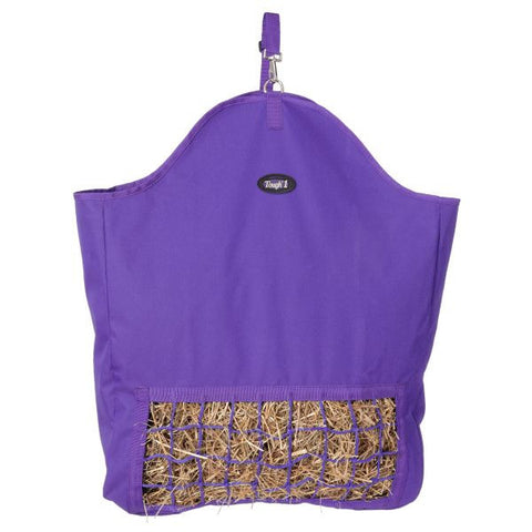Slow Feed Hay Bag - Purple - Tough 1 - Personalized/Monogrammed