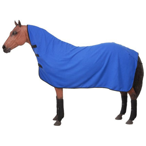 Fleece Horse Contour Cooler - Royal Blue - Tough 1 - Personalized/Monogrammed