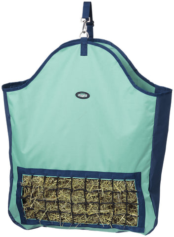 Green/Sea Glass Slow Feed Hay Bag - Tough 1 - Personalized/Monogrammed  sc 1 st  Custom Horse and Hound & Hay Bags and Bale Bags u2013 Custom Horse and Hound