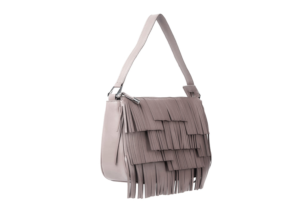 The Fringe Shoulder Medium Bag