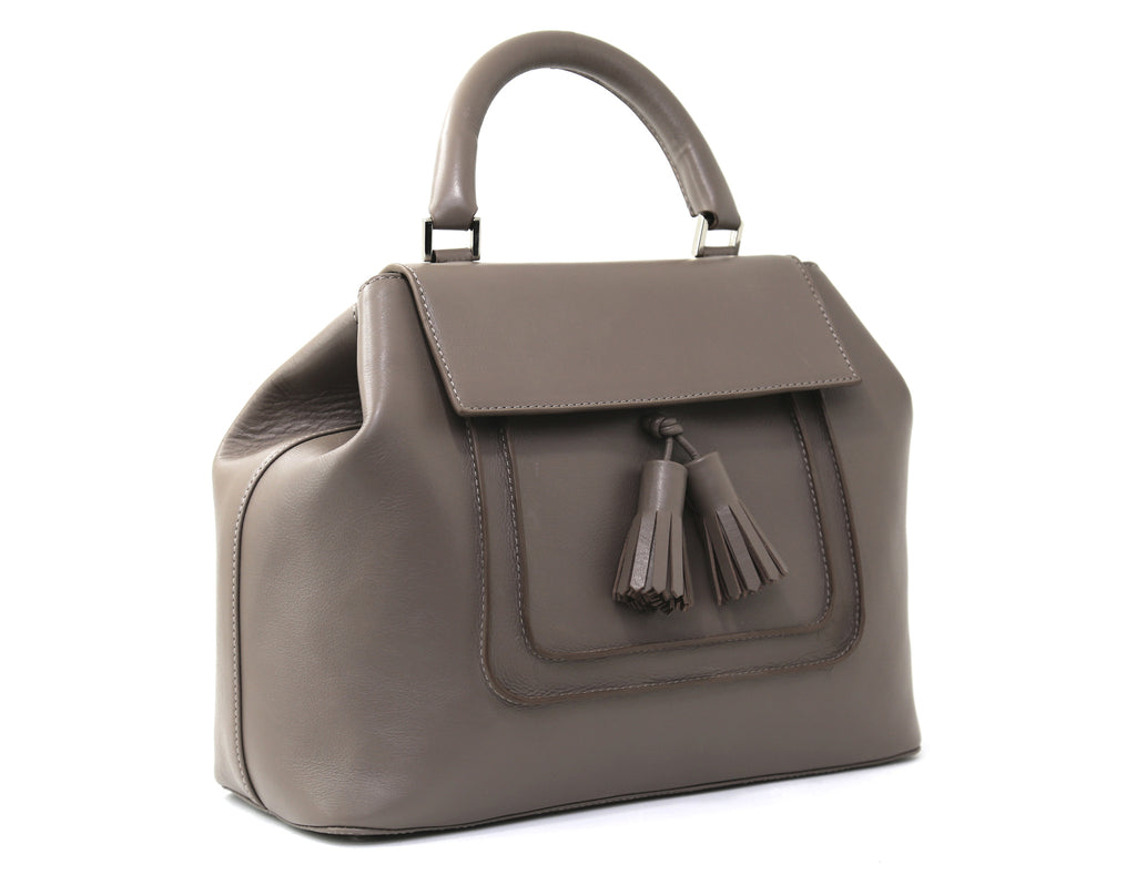 The Rhythm Top Handle Satchel
