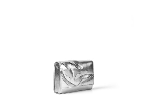 The Feather Mini Clutch