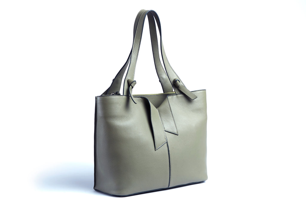 The Ribbon Tote Bag