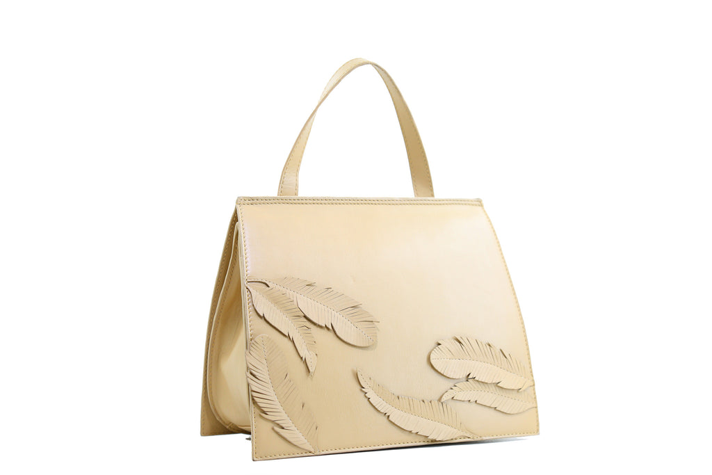 The Feather Medium Satchel