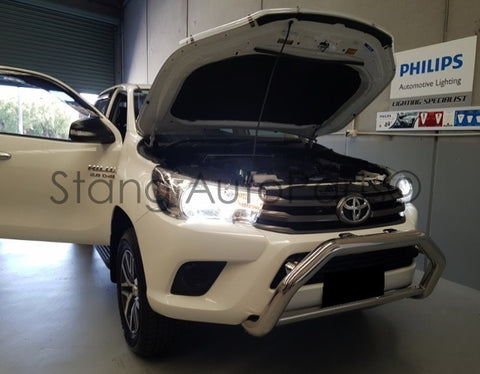 Hilux 2015+ LED High & Low Beam-LED's-Stang AutoParts