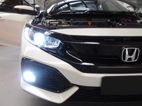 Civic 2016+ LED Upgrade Packages