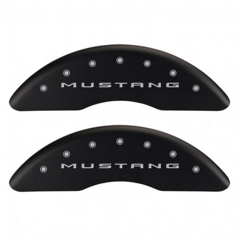 Caliper Cover Set - Black - Stang AutoParts