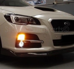 Levorg 2015-17 LED DRL, Fog & Front Amber Package-LED's-Stang AutoParts