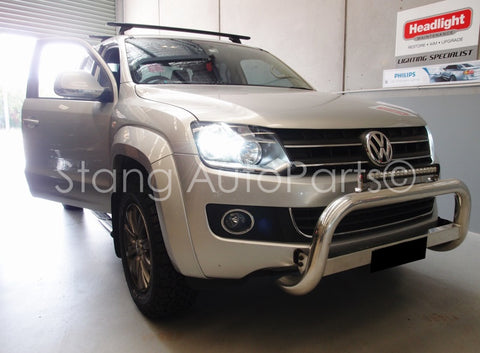 VW Amarok 2010+ LED Headlight Upgrade