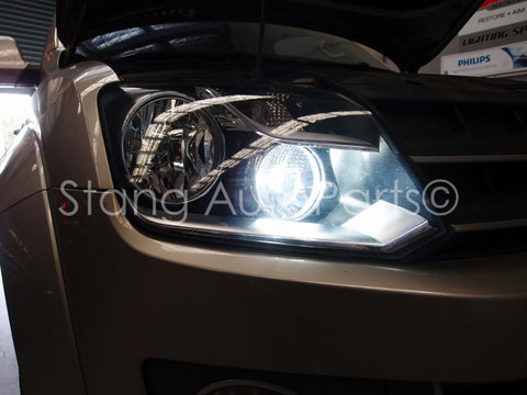 VW Amarok 2010+ LED High-Beam DRL Upgrade