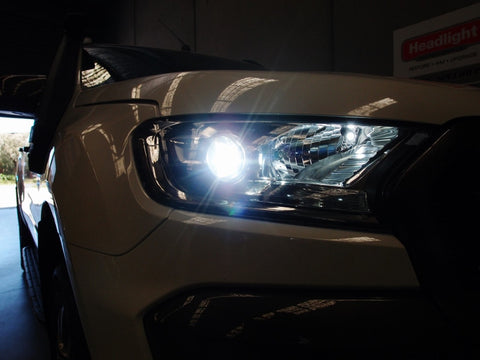 Ranger PX2 LED Low-Beam Conversion-LED's-Stang AutoParts