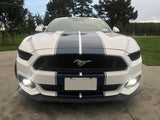Mustang LED DRL, Parker & Fog Package-LED's-Stang AutoParts
