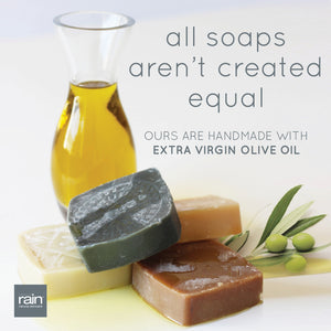 not all soaps are created equal