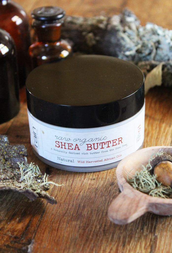 Organic Shea Butter: Whole body treat from tip to toe