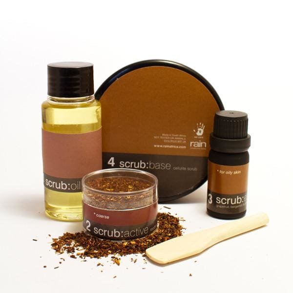 Body Scrubs And Body Polishes