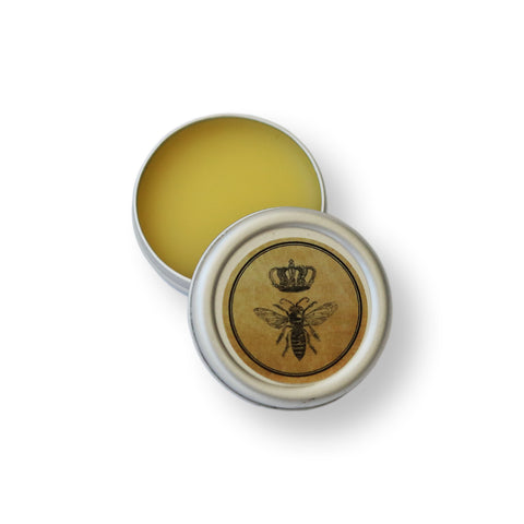 bee essential remedies pear lip balm