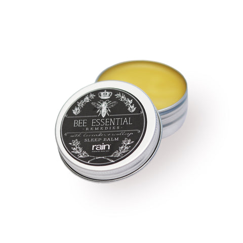 bee essential remedies sleep balm