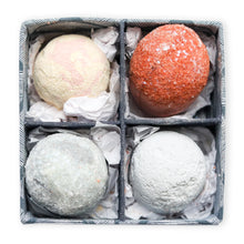 citrus & velvet bath box set
