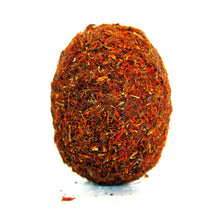 earth egg - saffron and sweet orange