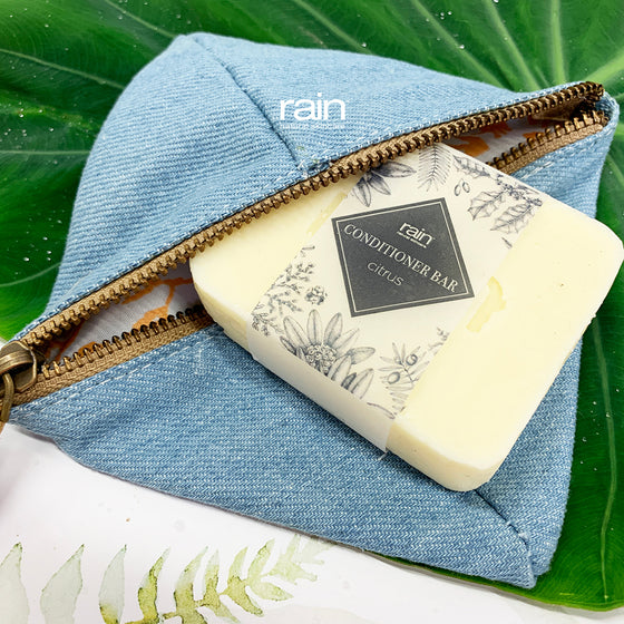 Conditioner Bar with Bag