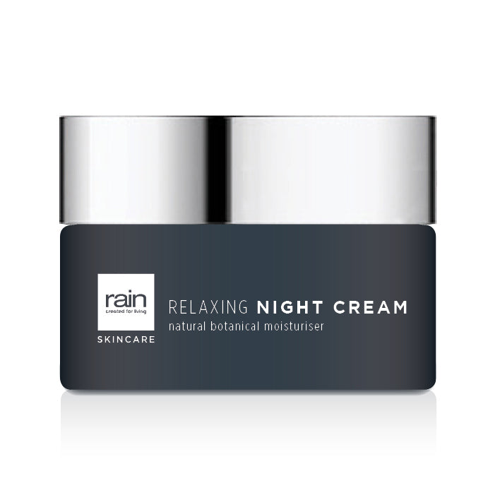 relaxing night cream