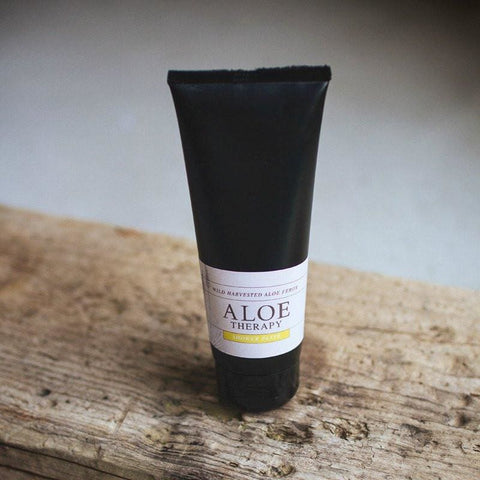 Aloe Therapy Shower Paste - Shower Gel