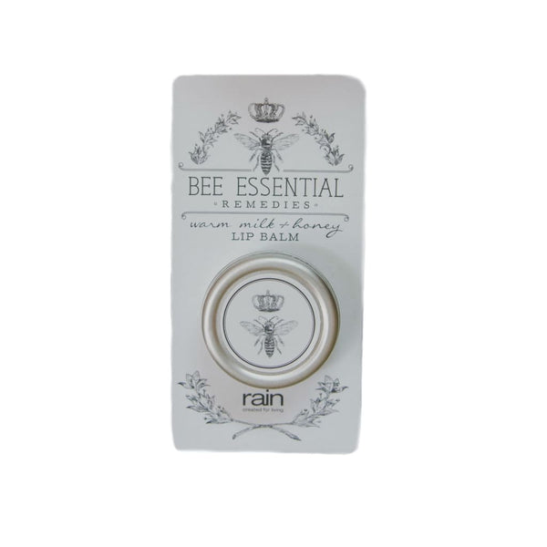 Bee Essential Remedies Lip Balm Milk And Honey - Lip Balm